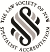 Accredited Specialist Family