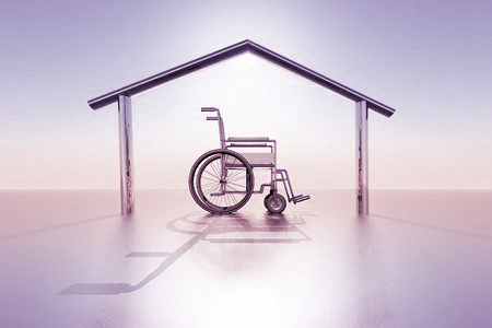 Accommodation options for people with disabilities require a re-think