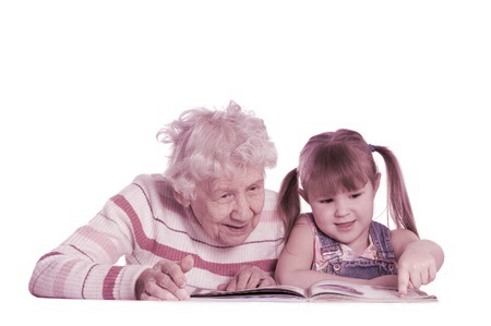 Children and the Elderly – Making a Difference