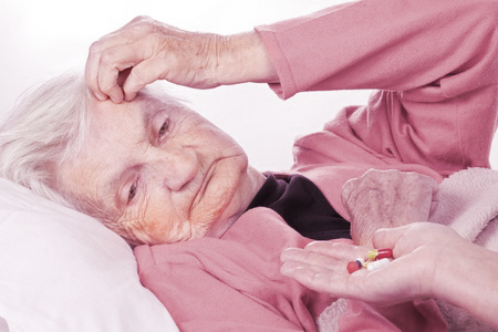 Chemical Restraint in Elderly