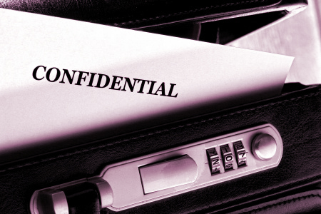 Solicitor confidential