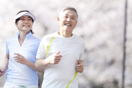 Is jogging bad for older people?