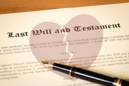 Can a former spouse contest a Will