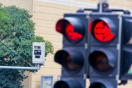 Traffic Law – Red Light Cameras