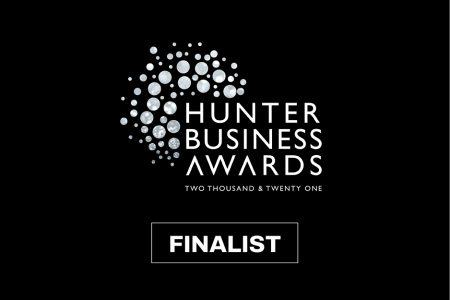 Catherine Henry Lawyers a finalist in 2021 Hunter Business Awards